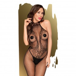 CATSUIT FIRST LADY PENTHOUSE PRETO