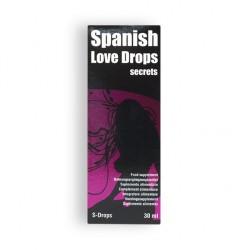 GOTAS SPANISH LOVE DROPS SECRETS 30ML